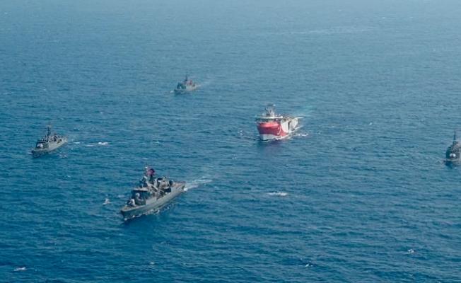 ABD ve Yunanistan Akdeniz'de görüşecek
