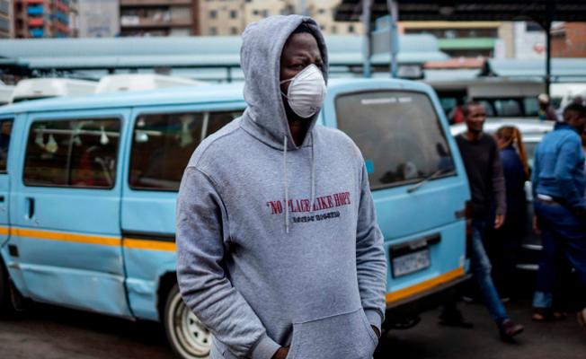 Afrika'da vaka sayısı 1 milyonu aştı