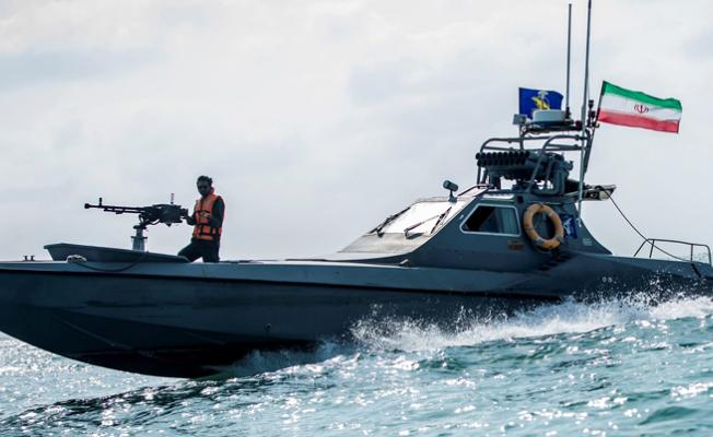BAE'ye ait gemiye İran el koydu