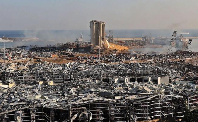 """Beyrut """"Tarihin en büyük patlamalarından biri"""""""
