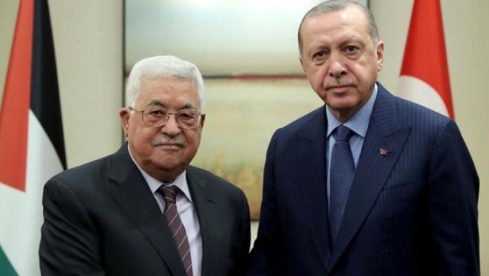 Doğal Gaz Rezervi için ilk tebrik Filistin'den geldi