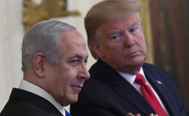 Netanyahu: ABD olmasaydı Batı Şeria'yı çoktan ilhak etmiştim