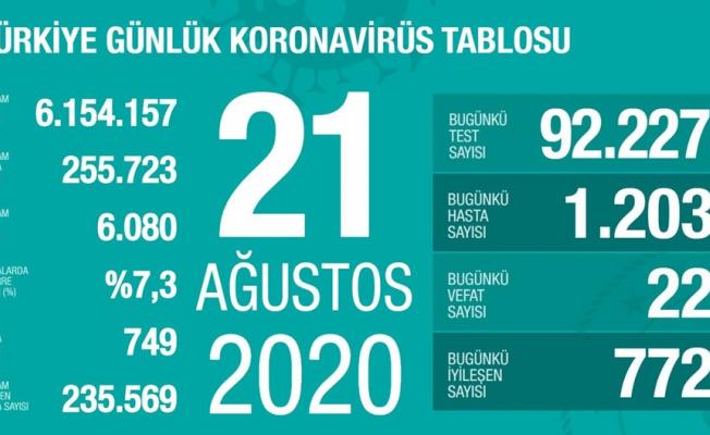 Türkiye'de 22 Can Kaybı Daha!