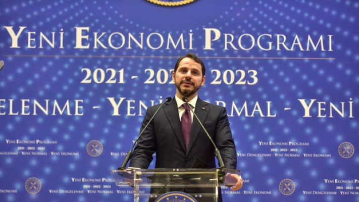 Bakan Albayrak Yeni Ekonomi Programını Açıkladı!