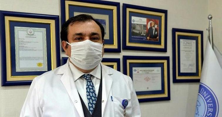 Bilim Kurulu üyesi koronavirüse yakalandı