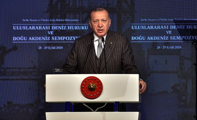 Cumhurbaşkanı Erdoğan: Ermenistan çekilmeli