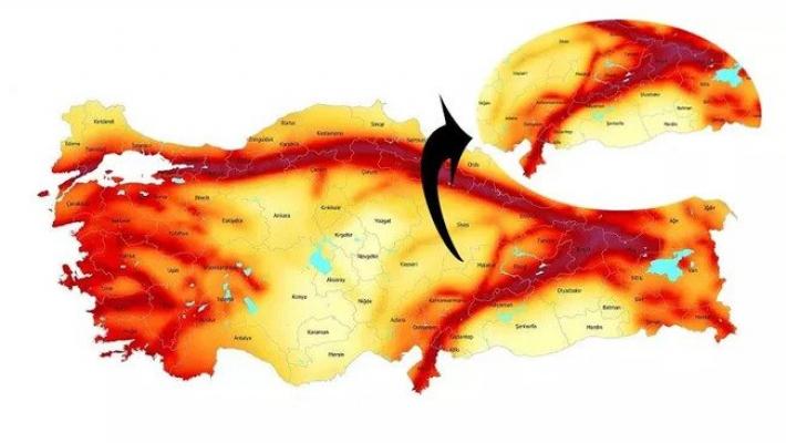 Doğu Anadolu Fay Hattı için Büyük bir deprem uyarısı