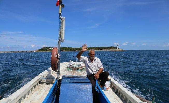 Kefken Adası'nda Tek başlarına Yaşıyorlar