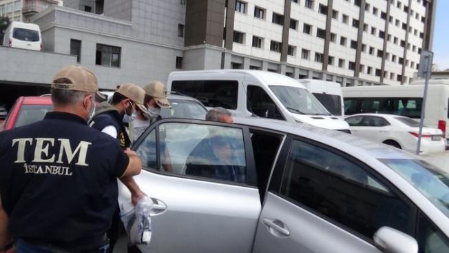 MİT'in Yakaladığı Ağrılı PKK Üyesi Adliyeye Sevk Edildi