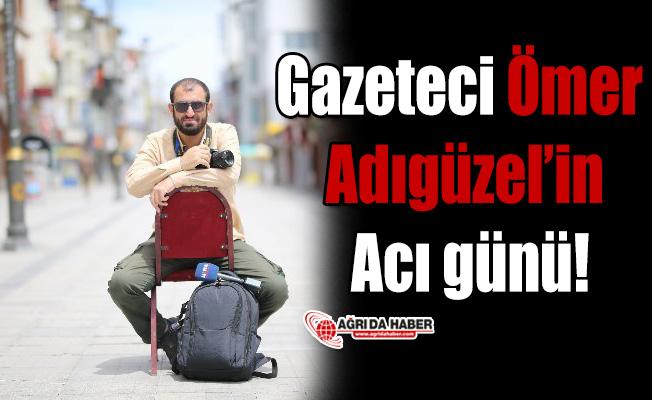 Ömer Adıgüzel'in Acı günü!