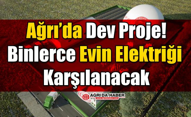 Ağrı'da Dev Proje! Çöplerden Elektrik Üretilecek