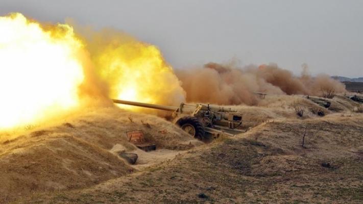 Ermenistan yeniden Ateşkesi hiçe Saydı!