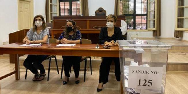 KKTC'de Oy Sayma İşlemleri Başladı!