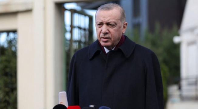 """Cumhurbaşkanı Erdoğan: """"Müsaade Etmeyiz"""""""