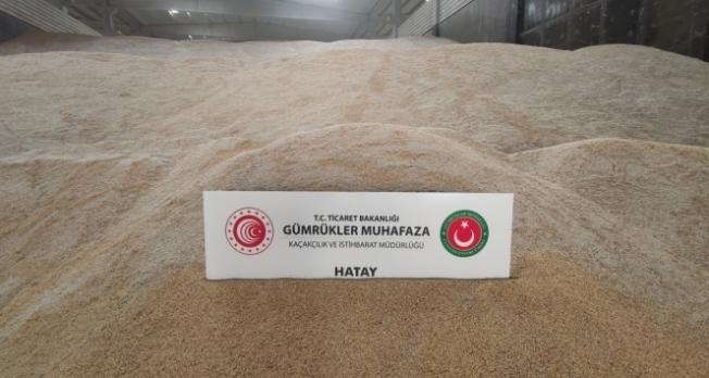 Hatay'da Büyük Operasyon! 5 Bin Ton Pirinç Ele Geçirildi