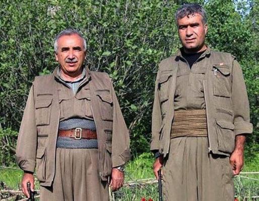 PKK Elebaşının Sır Küpü Yakalandı!
