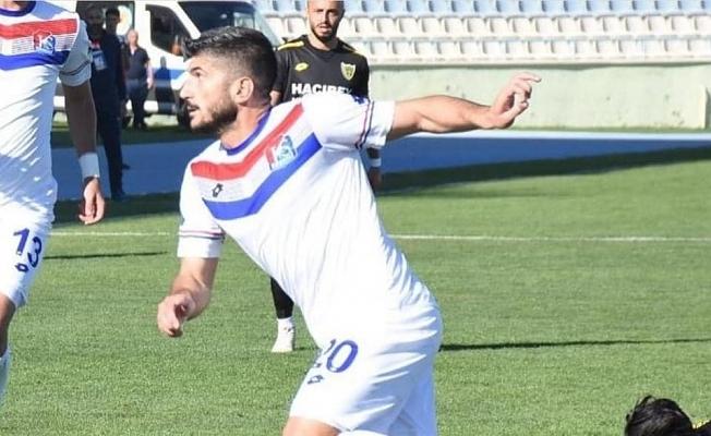 İbrahim Kongur, Ağrı Spor'da