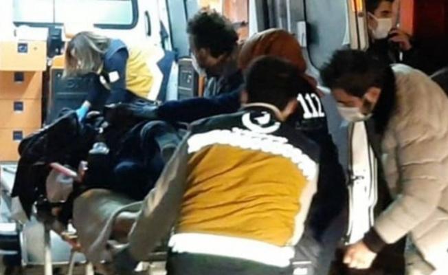 Kıbrıs Gazisine sokak ortasında saldırı!