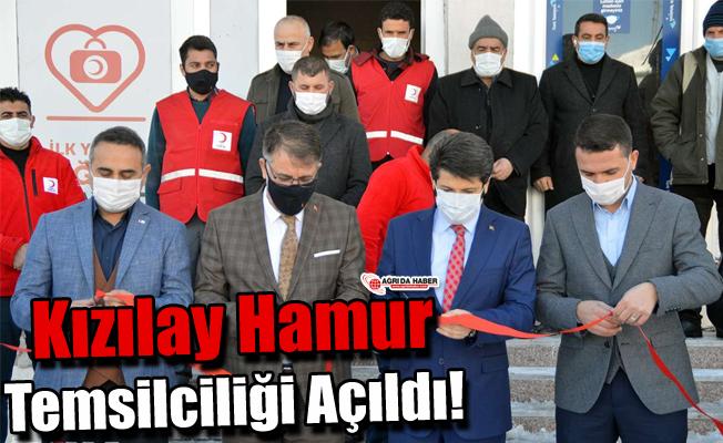 Kızılay Hamur Temsilciliği Açıldı!