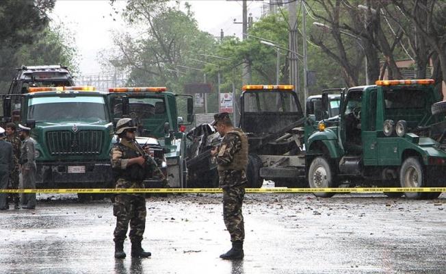 Afganistan'da Askeri Üsse Saldırı!