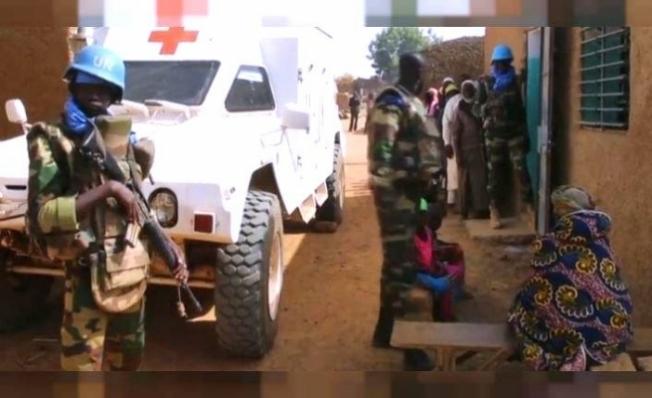 Mali'de Barış gücü askerleri saldırıya uğradı!