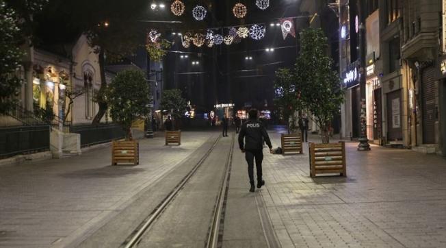 Türkiye Genelinde 2 Günlük Sokağa Çıkma Yasağı Başladı
