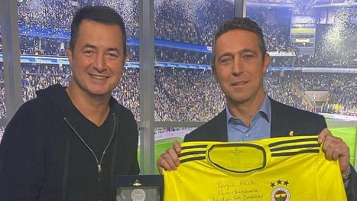 Acun Ilıcalı Fenerbahçe'nin Başkanı Oluyor İddiası!