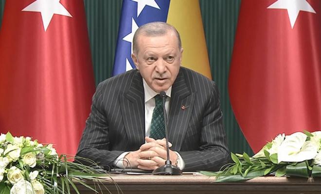 Cumhurbaşkanı Erdoğan: Mısır Bizimle Ters Düşmez