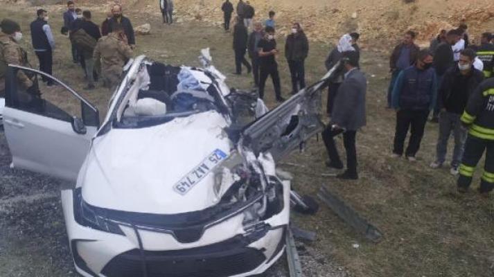 Diyarbakır'da Trafik Kazası! 5 Ölü