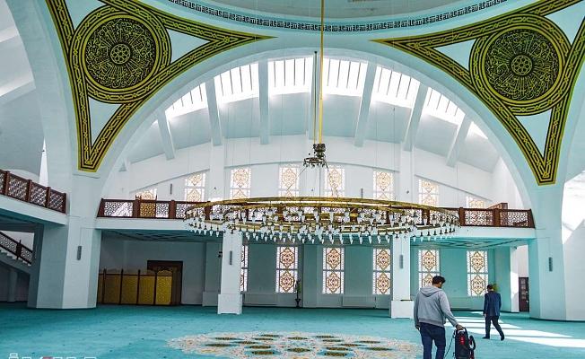 Ağrı'da Camiler Ramazan'a hazır