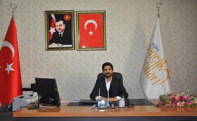 AK Gençlik Ağrı'da Selçuk Başkanlığı Üstlendi!
