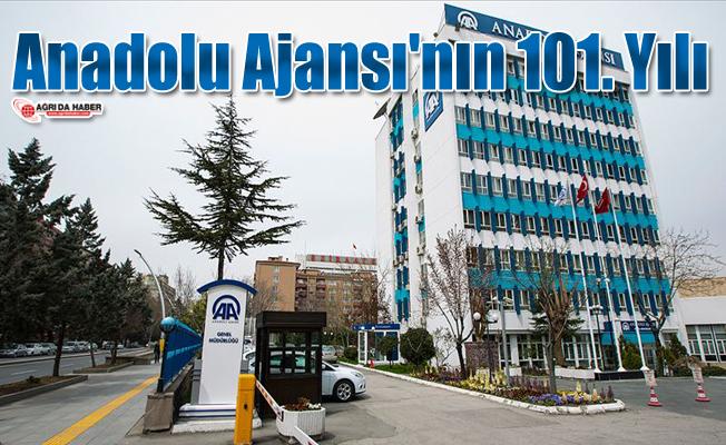 Anadolu Ajansı'nın 101. Yılı