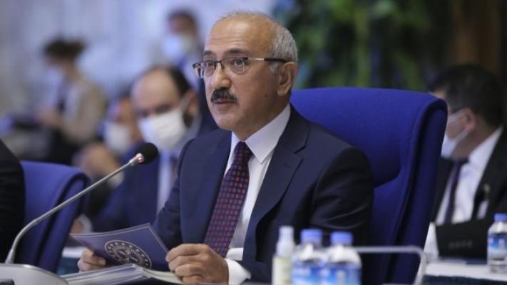 Ekonomi Bakanı Elvan'dan 128 Milyar Dolar Açıklaması