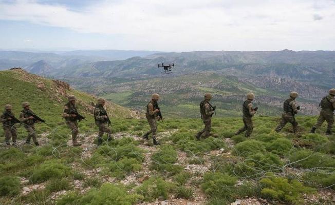 Kuzey Irakta Geniş Çaplı Operasyon Başladı!