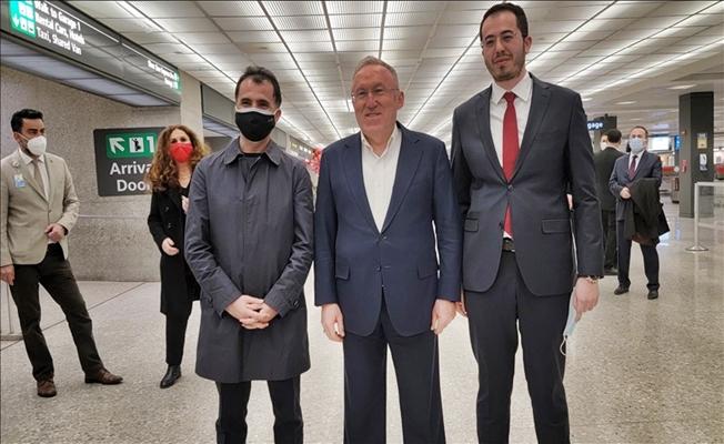 Türkiye'nin Washington Büyükelçisi Mercan Türk-Amerikan toplumuna seslendi
