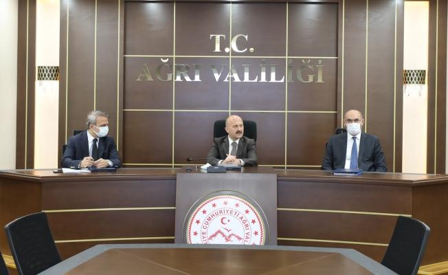 2021 Yılı KÖYDES İl Tahsisat Komisyonu Toplantısı Yapıldı