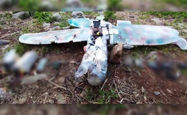 Fırat Kalkanı Bölgesine Uçakla Saldırı