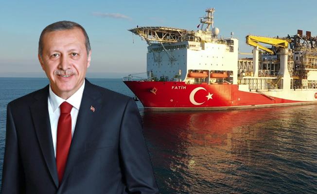 """Cumhurbaşkanı Erdoğan'dan Açıklama! """"Doğalgaz Bulundu"""""""