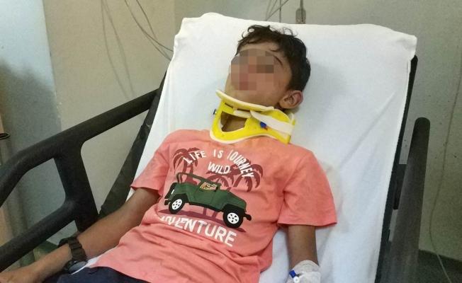 11 Yaşındaki Çocuk Kaza Yaptı!