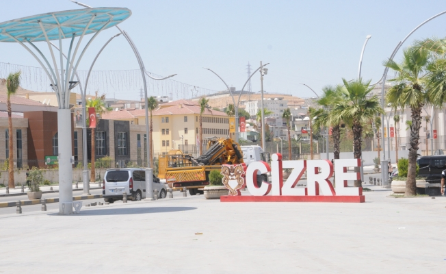Cizre'de Hava Sıcaklığı 50 Dereceye Ulaştı!