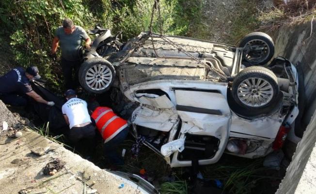 Feci kaza: 3 ölü, 2 ağır yaralı!