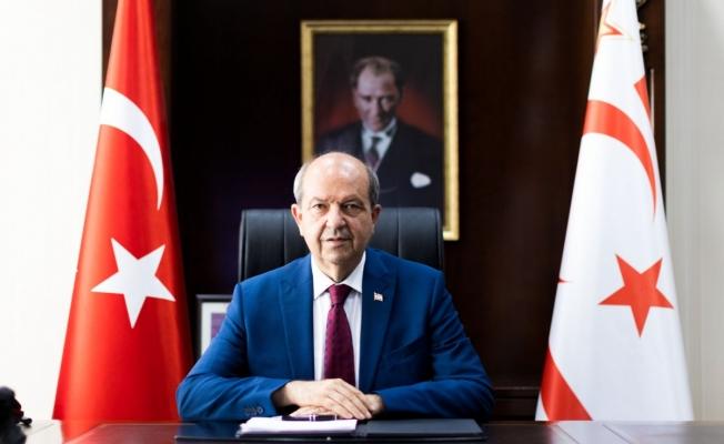 Cumhurbaşkanı Tatar'dan AB'ye Tepki!