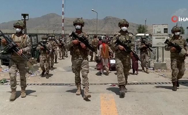 Afganistan'daki Türk askeri çalışmalarına devam ediyor