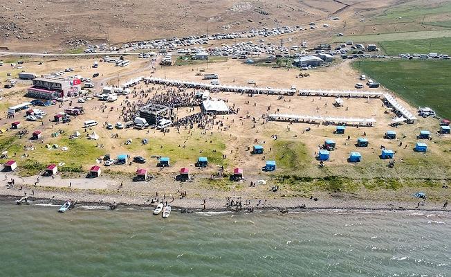Balık Gölü, ziyaretçileri bekliyor