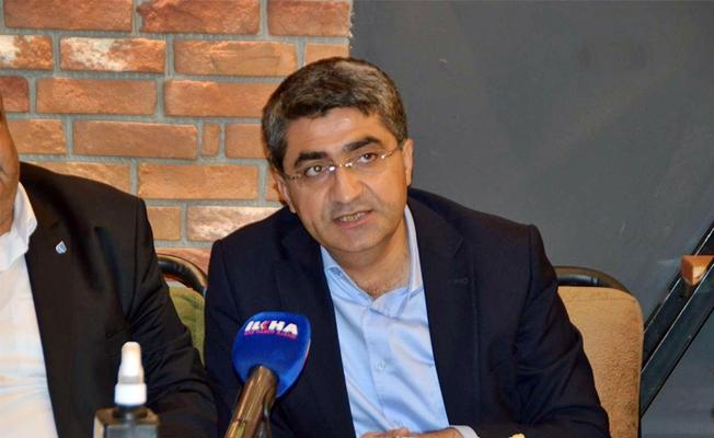 DEVA Partisi Genel Başkan Yardımcısı Ağrı'da
