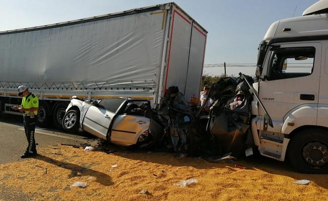 Manisa'da 3 kişinin öldüğü trafik kazasında flaş gelişme!