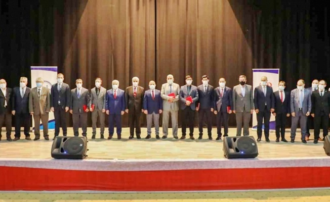 Ağrı'da Cami, Din Görevlileri ve Vefa konferansı yapıldı