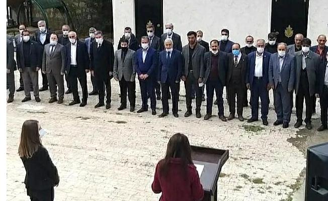 Diyadin'de 19 Ekim Muhtarlar Günü Düzenlendi
