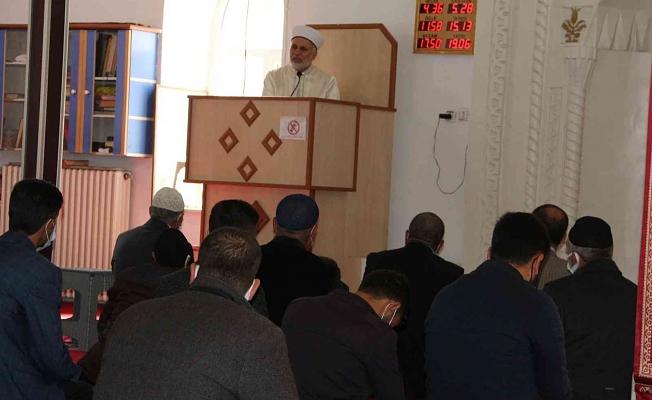 Diyadin'de Camiler ve Din Görevlileri Haftası Kutlandı