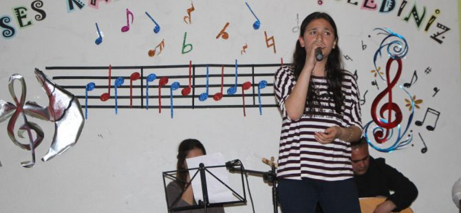 'O Ses Karlıova' yarışması